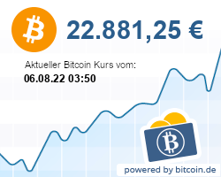 Bitcoin Kurs