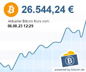Bitcoin.de-Preis